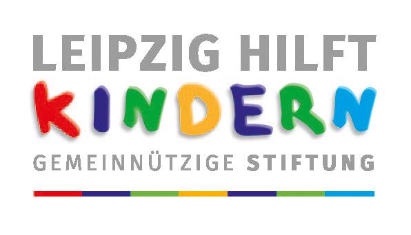 Logo der Stiftung Leipzig hilft Kindern