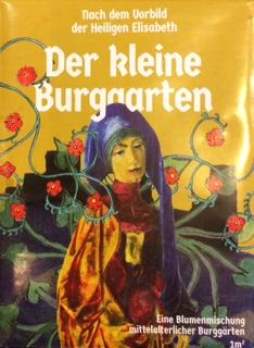Saatguttütchen Der kleine Burggarten