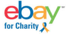 Logo Ebay for Charity
