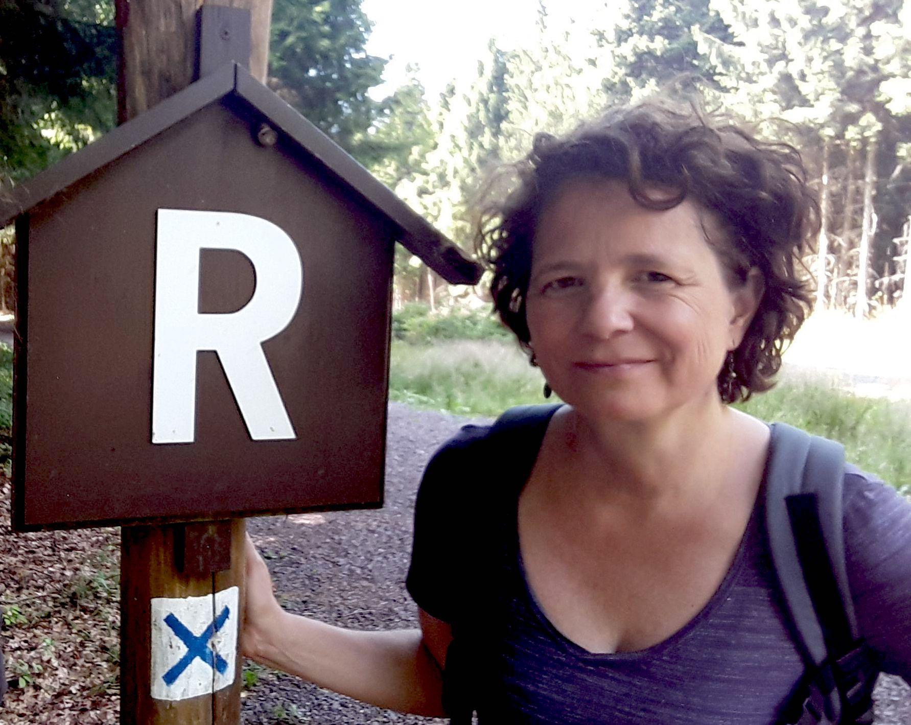 Reiseleiterin Ulrike Kalteich