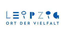 Logo Leipzig Ort der Vielfalt
