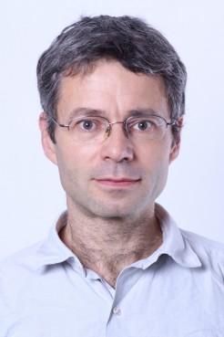Portraitfoto Roland Heilmann