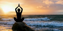 Achtsamkeit - Meditation am Meer