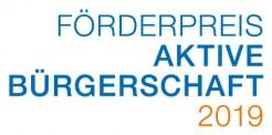 Logo Förderpreis Aktive Bürgerschaft 2019