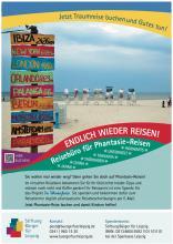 Endlich-Wieder-Reisen: Das Plakat