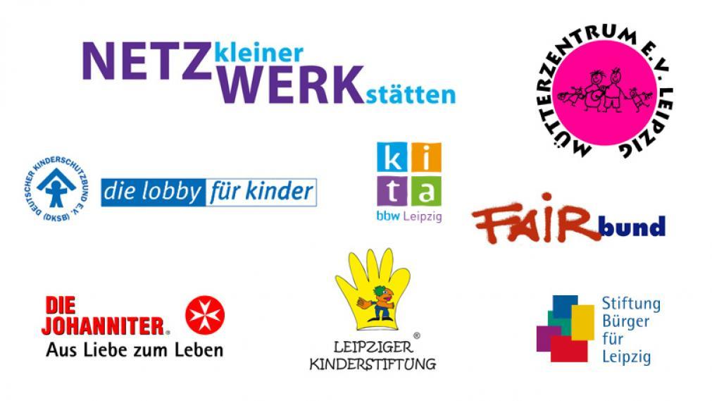 Logos der sieben im Artikel genannten Projektpartner