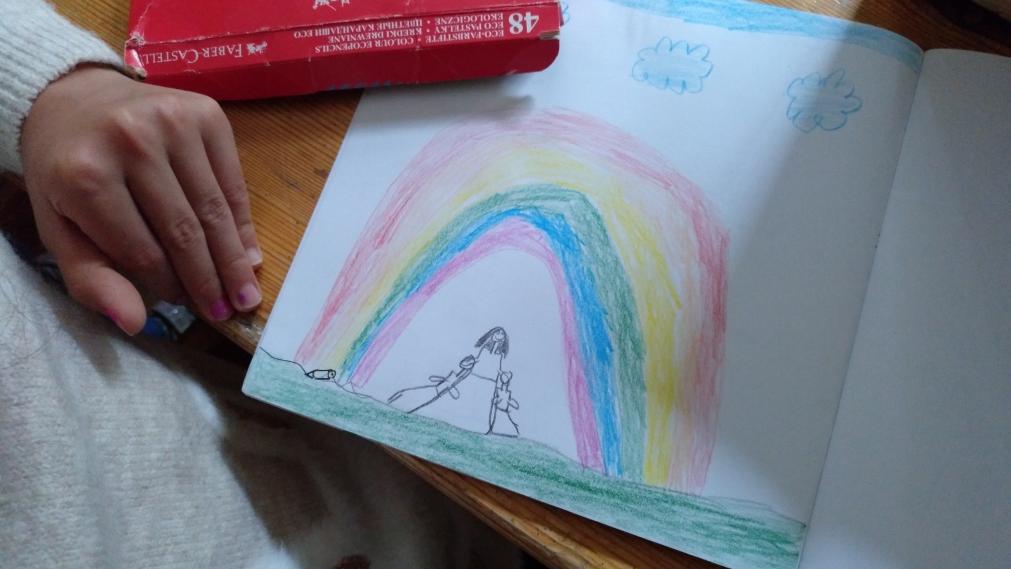 Wunderfinder-Schatz unterm Regenbogen